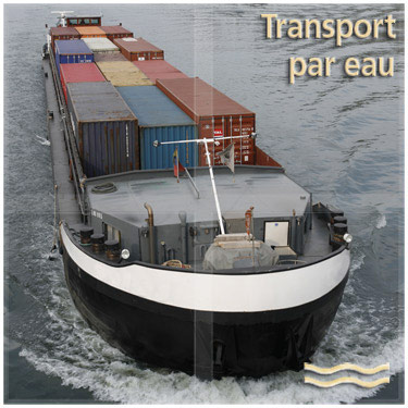 Transport par eau
