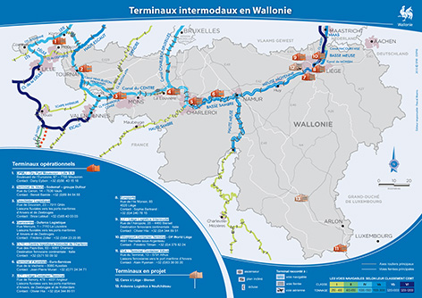 CARTES TRANSPORT FLUVIAL INTERMODALITE MODERNISATION 2015-11-12