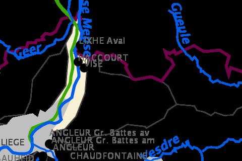 Etat des eaux en Région wallonne